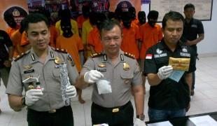 Pengungkapan Kasus Narkoba Polres Tangsel