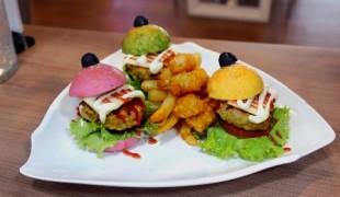 Trio Kids Burger