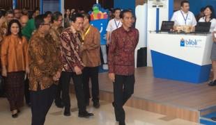 Joko Widodo Hadiri  Indonesia E-Commerce Summit and Expo