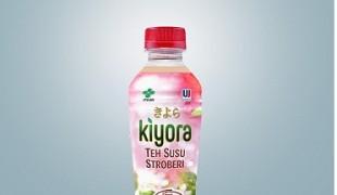 Kiyora Strawberry Milk Tea ok