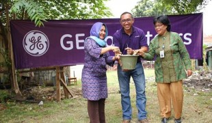 GE Volunteers Day