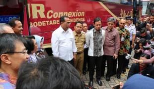 bus JR Connection
