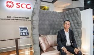 Sanit Kessuwan - Direktur Inovasi dan Teknologi SCG Cement Building Materials