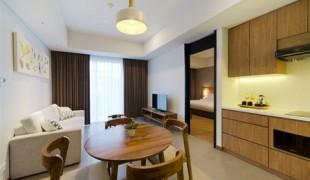 Aviary Bintaro_Junior Flat 1 Bedroom_Living Room