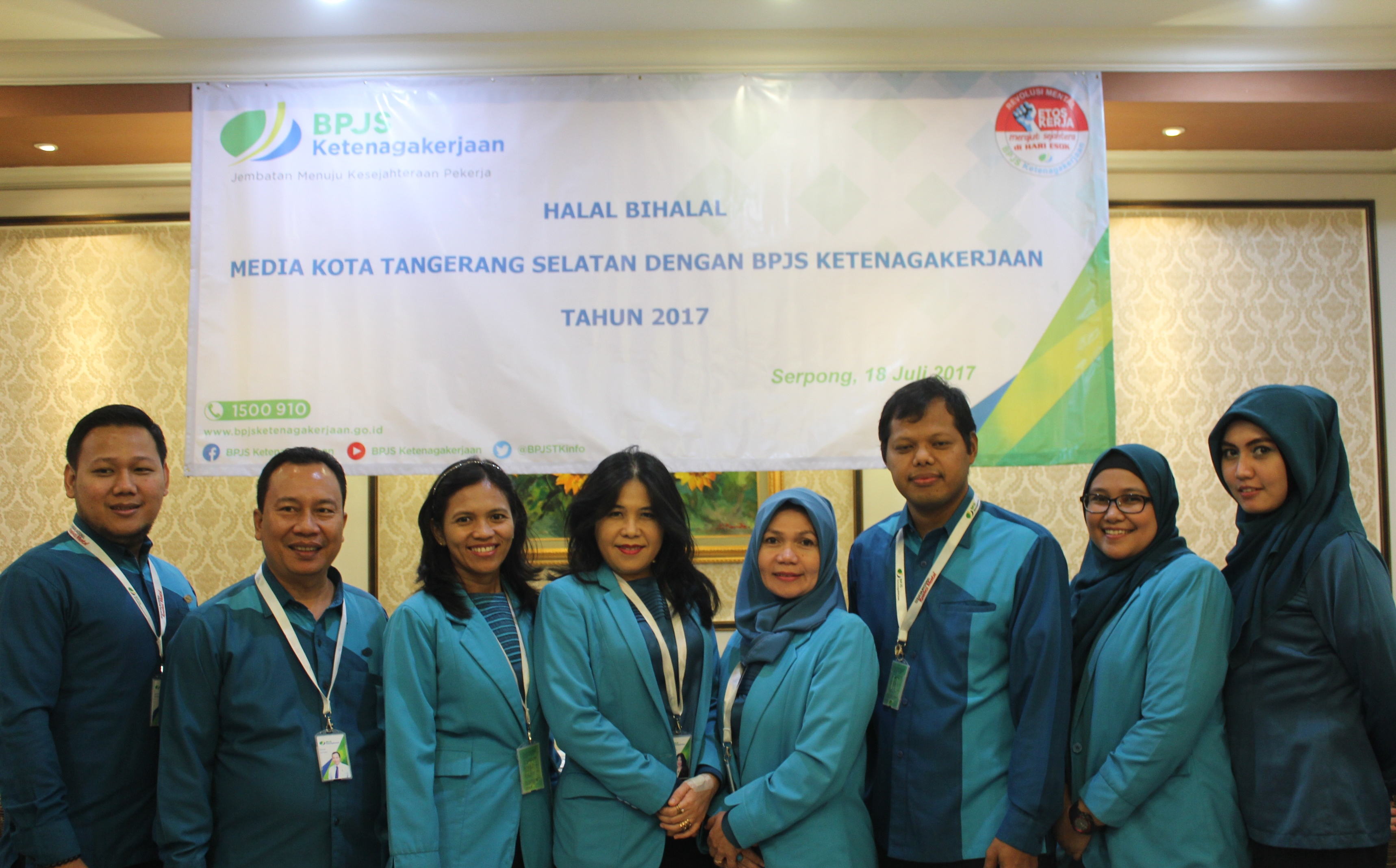 Perluas Cakupan Kepesertaan Bpjs Ketenagakerjaan Tangsel Lakukan Jemput Bola Serpong Update