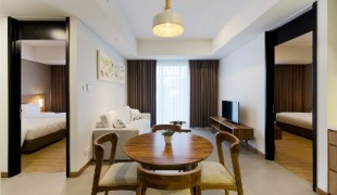 Aviary-Bintaro_Premiere-Flat-2-Bedroom
