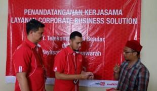 Telkomsel Hadirkan Layanan Solusi Bisnis Korporasi (1)