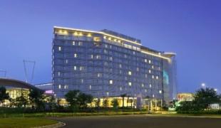 Hotel Building santika ice bsd