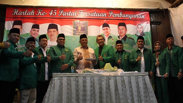 Ketua Ppp Photo: Ketua PPP Banten Ancam Copot Eeng Sulaiman Jika Gagal