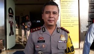Kapolres Tangsel AKBP Ferdy Irawan Saragih