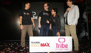 VidoeMAX dan Tribe
