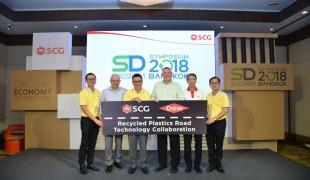 SCG dan Dow Company