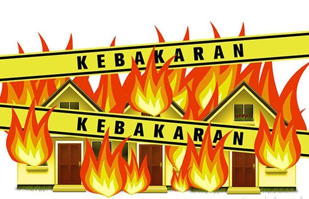 kebakaran - istimewa