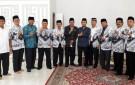 HUT PGRI ke 73, Ribuan Guru Tangsel Doa Bersama Peduli Honorer (1)