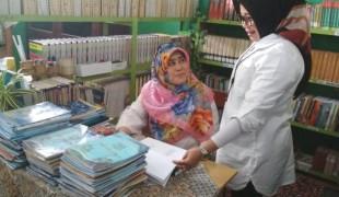 Targetkan Standar Nasional, DPAD Tangsel Bina Perpustakaan Sekolah