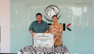 Photo DFSK Serang 3