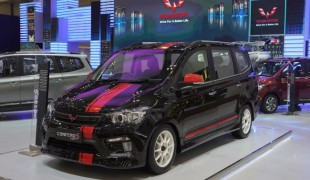Wuling Confero S ACT Modification - Front Side View