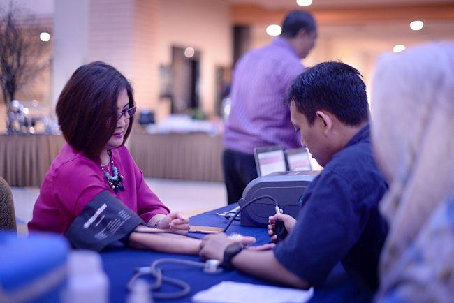 Horison Grand Serpong - Blood Donation 1