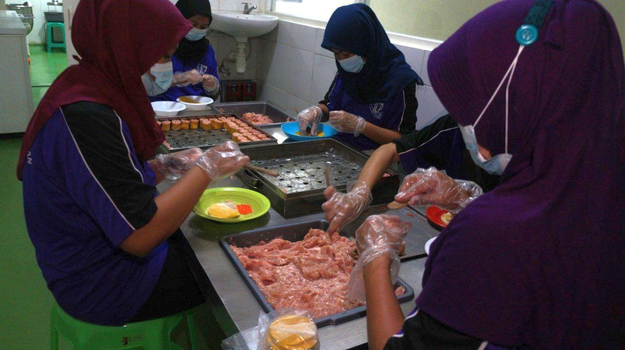 Mega Dim Sum Asal Tangerang Punya 27 Varian Rasa - Serpong ...